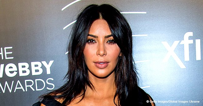 Kim Kardashian claims for the hundredth time that she's never gotten a nose job