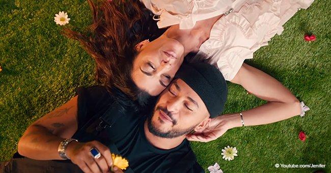 """Jenifer et Slimane ont fait sensation dans le clip sensuel """"Les choses simples"""" tant attendu (vidéo)"""