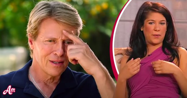 Jack Wagner (Left) and his daughter Kerry Wagner (Right) | Photos: YouTube