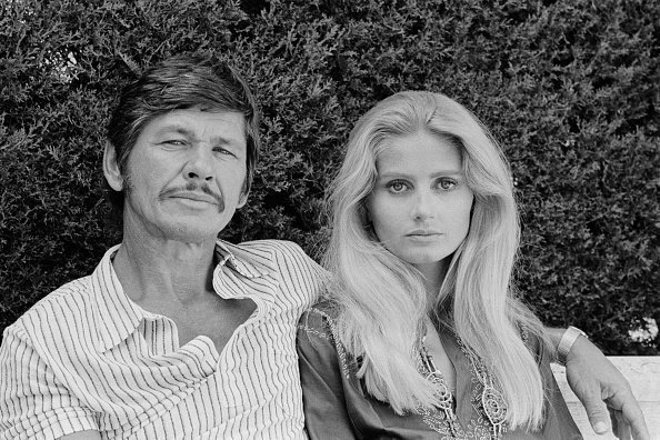 Charles Bronson and Jill Ireland in Nice, France | Source: Getty Images