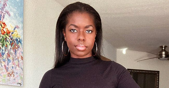 'The Bernie Mac Show' Star Camille Winbush Sets Pulses Racing Showing Legs in Checkered Skirt