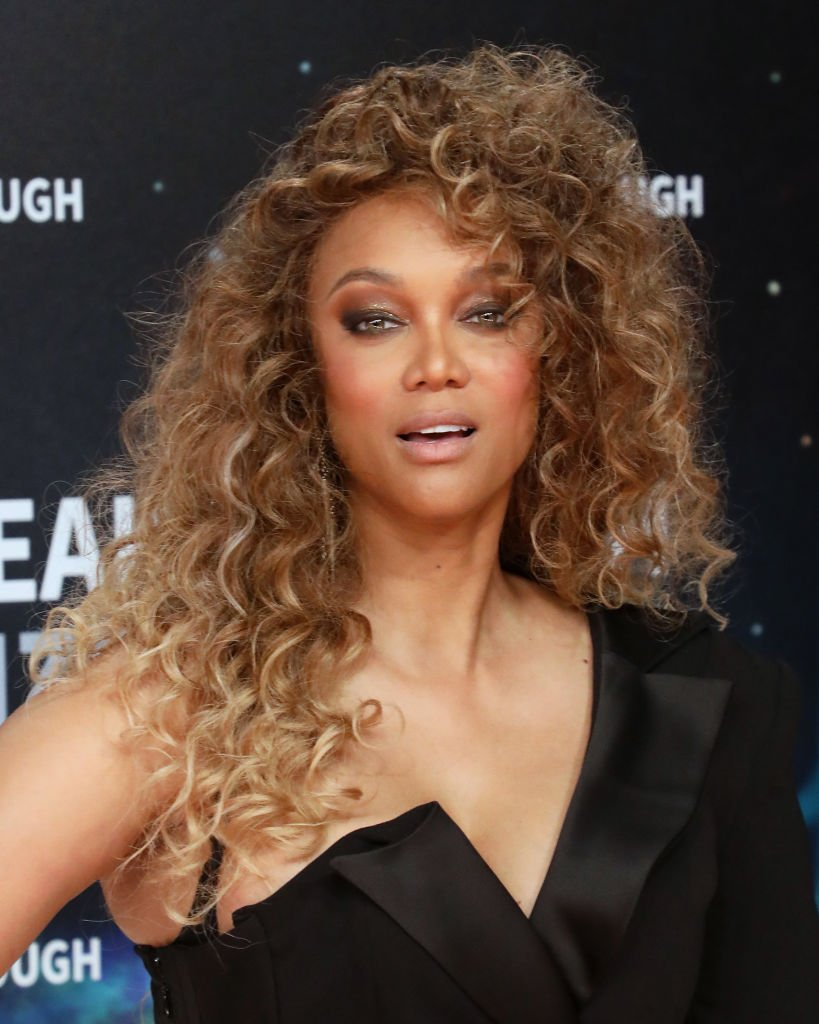 Tyra Banks on November 03, 2019 in Mountain View, California   Photo: Getty Images
