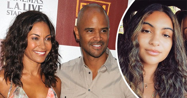 Photo collage of Salli Richardson, her husband Dondré Whitfield and daughter Parker Whitfield. | Photo: Getty Images.