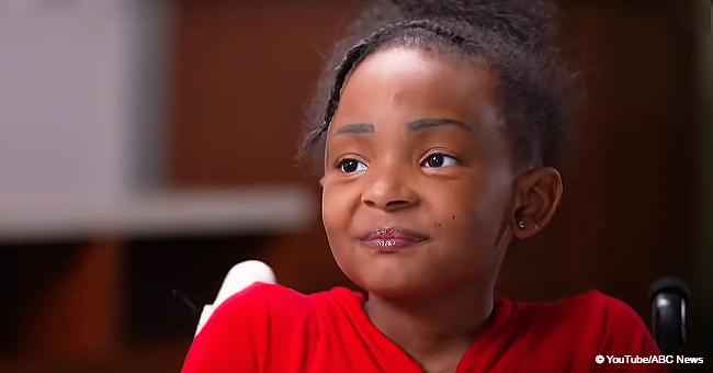 Une jeune fille de 9 ans qui a été frappée par une voiture alors qu'elle jouait dans son jardin remercie son frère de 12 ans pour avoir sauvé sa vie
