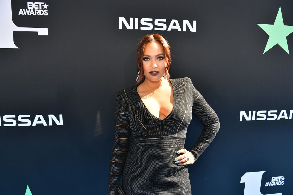 Ayesha Curry attends the 2019 BET Awards at Microsoft Theater in Los Angeles, California | Photo: Getty Images