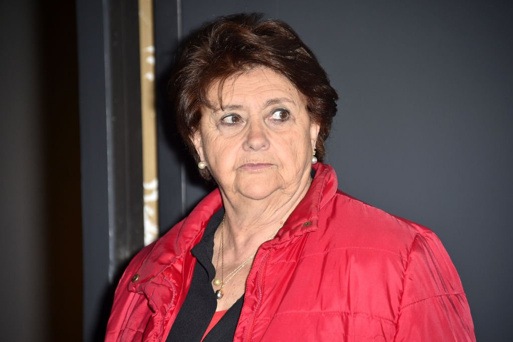 Cléo, la compagne d'Herbert Léonard. l Source : Getty Images
