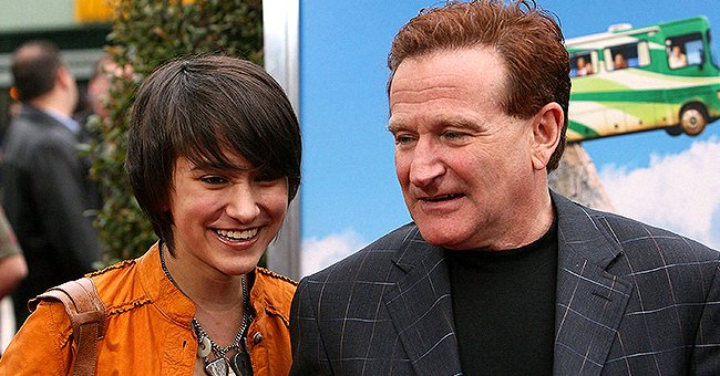 How Robin Williams' Daughter Zelda Paid Tribute to Her Late Dad on What Would Have Been His 69th Birthday