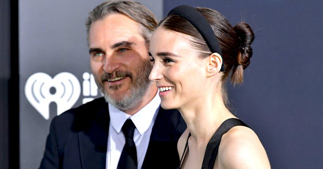 Joaquin Phoenix & Fiancée Rooney Welcome a Son They Named River, after the Actor's Late Brother