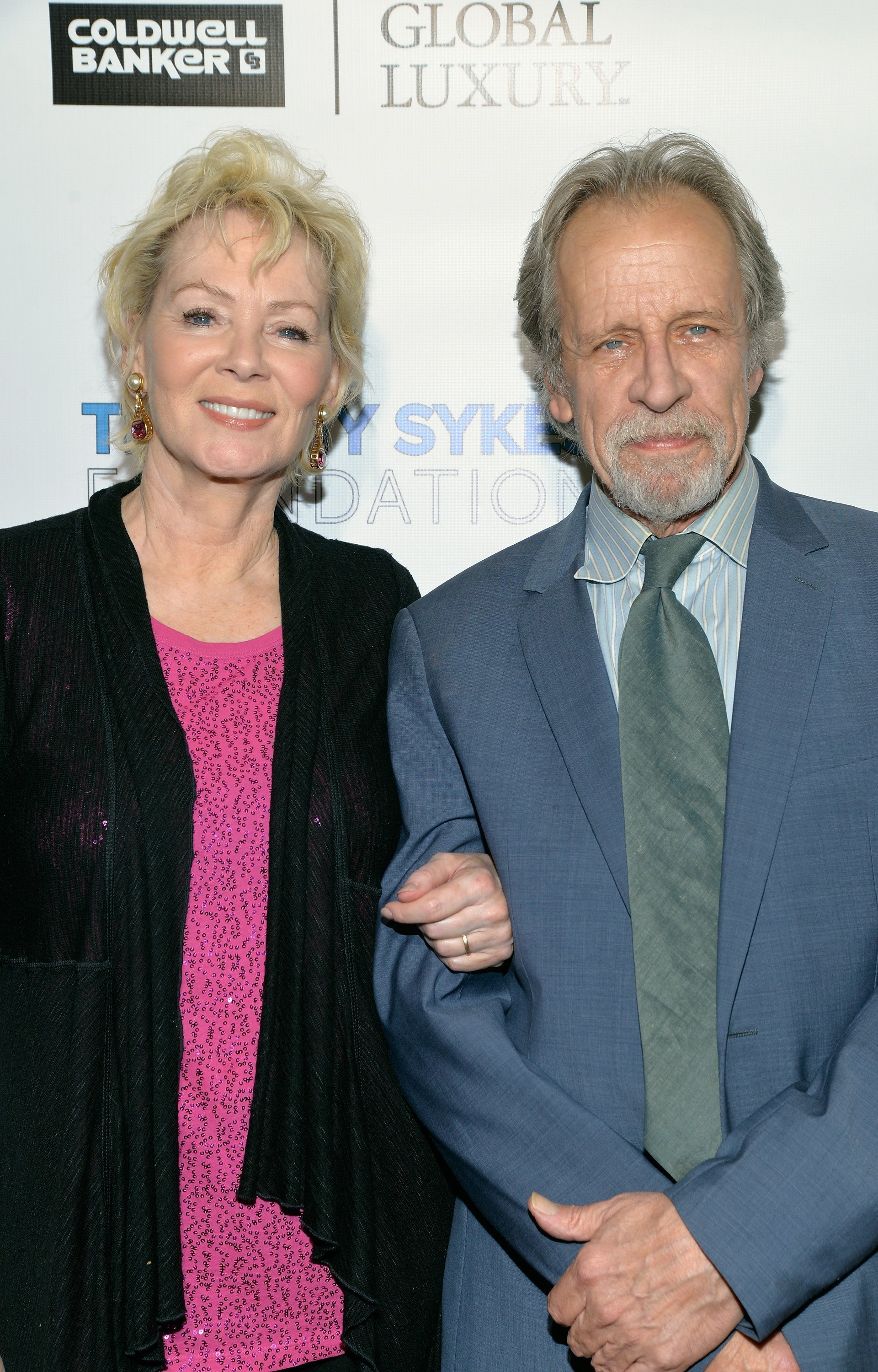 Jean Smart and Richard Gilliland attend AMT's 2017 D.R.E.A.M. Gala. | Source: Getty Images