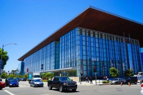 Long Beach Superior Court. | Source: Shutterstock