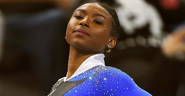 UCLA Gymnast Nia Dennis Talks about the Importance of 'Black Culture' in Gymnastics