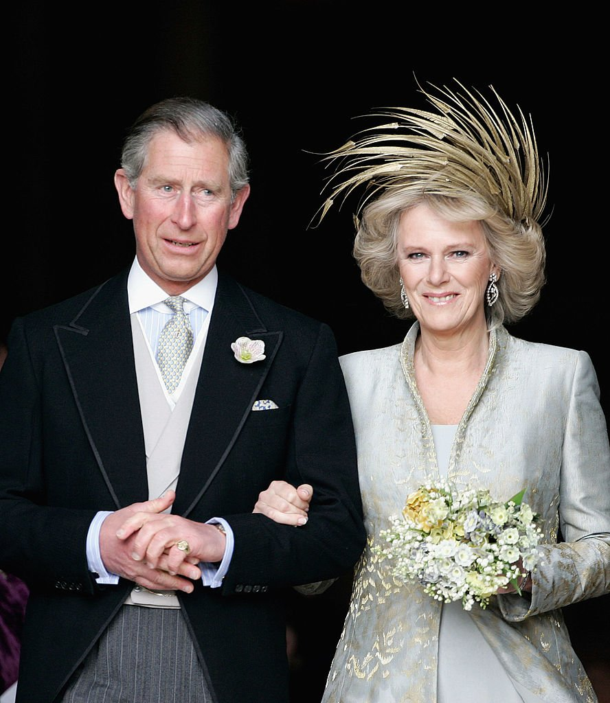 Le prince Charles et sa femme Camilla Parker Bowles | photo : Getty Images.