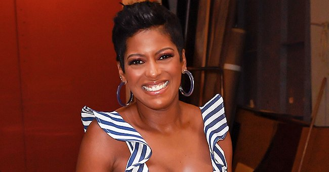 Tamron Hall Celebrates Son Moses' First Birthday in New Adorable Photos
