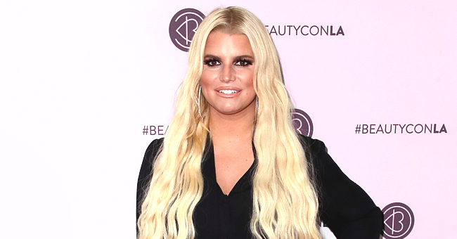 Jessica Simpson Shares a Photo of Her Girls Wearing Cute Hawaiian-Print Outfits