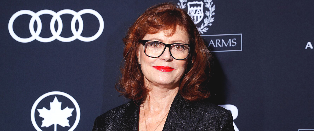 Susan Sarandon Talks about Motherhood: 'The Only Thing You Can't Be Overqualified for Is Parenting'