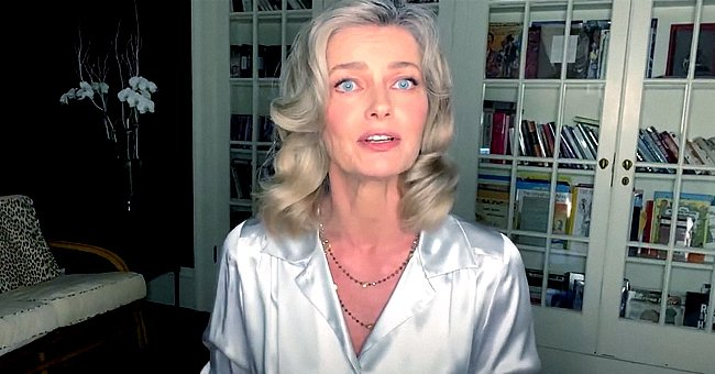 Paulina Porizkova Begged Friends to Buy Her Groceries after Her Husband's Death — Here's Why