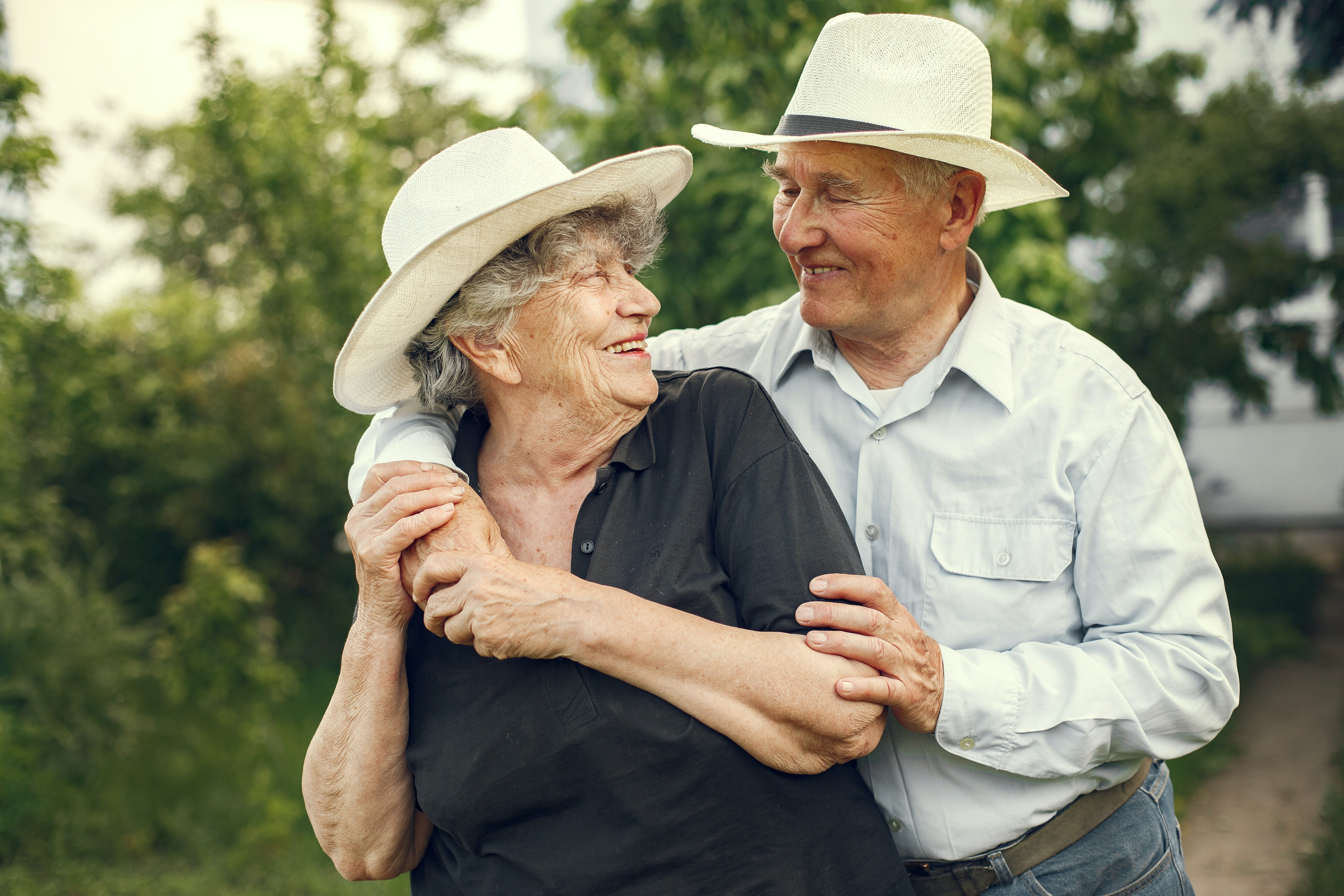 The old couple had enjoyed 40 years of marital bliss.   Photo: Pexels
