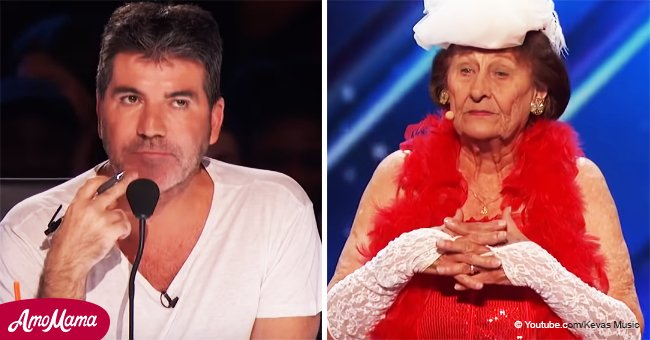 Flashback to 90-year-old lady's charming dance on 'AGT' stage and receiving Golden Buzzer