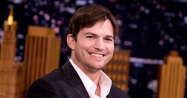 Demi Moore's Ex Ashton Kutcher Reveals He Still Keeps in Touch with His Former Stepdaughters