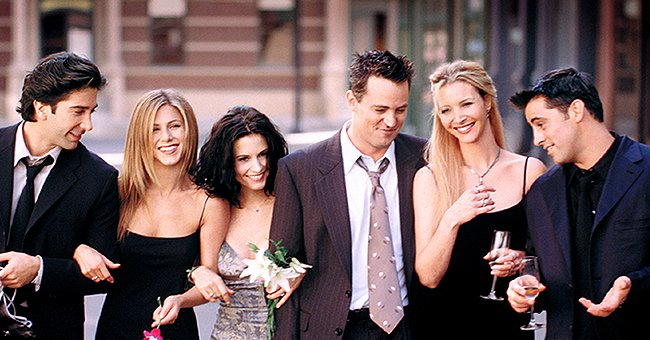 'Friends' Reunion Will Reportedly Not Be a Reboot
