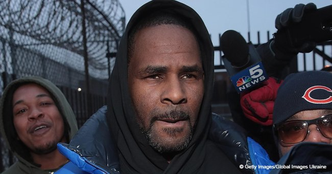 R. Kelly Under Investigation in Detroit For Allegedly Raping 13-Year-Old Girl & Giving Her Herpes