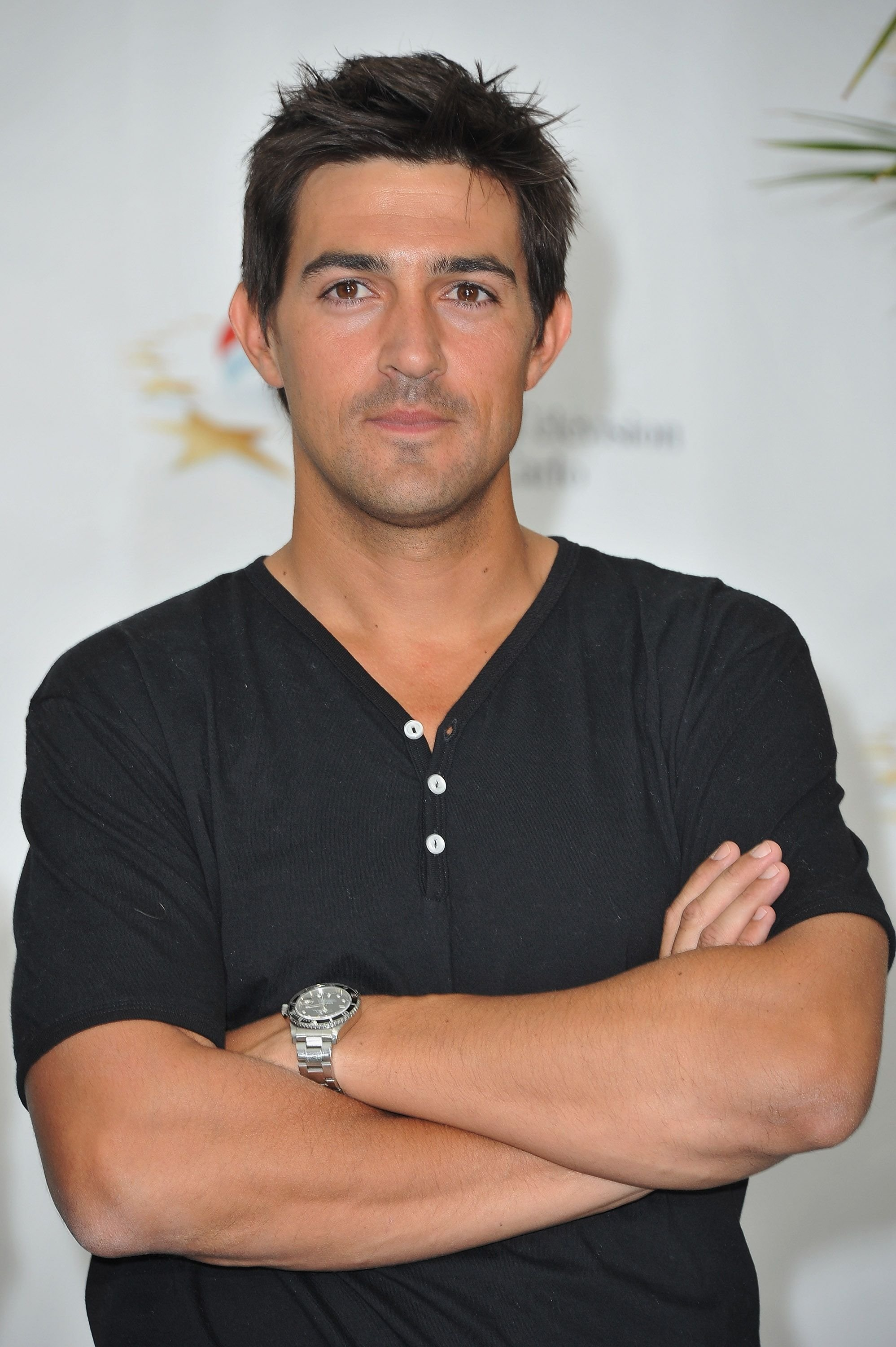 Jean-Pascal Lacoste au Grimaldi Forum le 7 juin 2011 à Monte-Carlo, Monaco. | Photo : Getty Images
