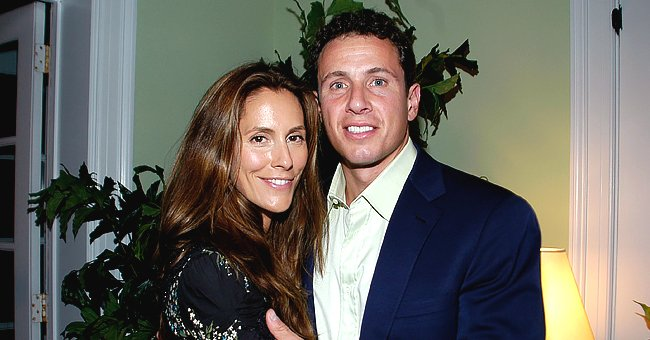CNN's Chris Cuomo's Wife Christina Celebrates Son Mario's Graduation
