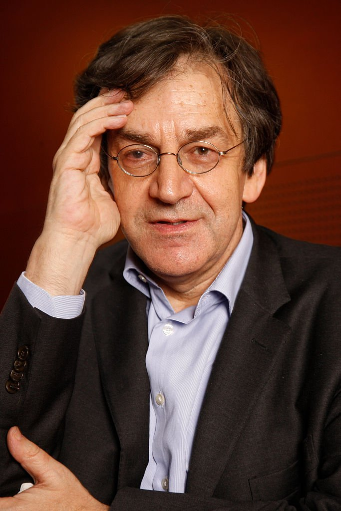 Philosophe et écrivain Alain Finkielkraut. | Photo : Getty Images