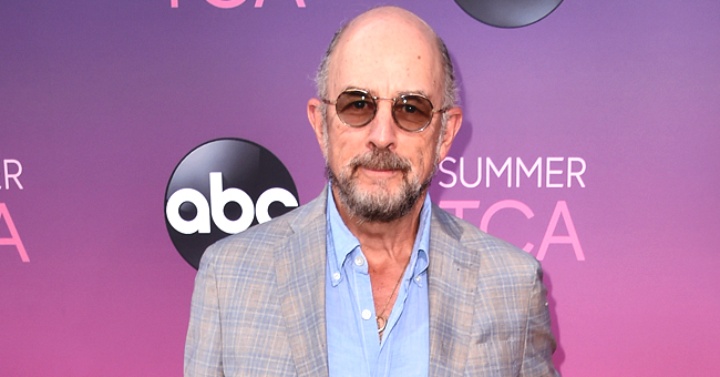 Richard Schiff of 'Good Doctor' Makes a Rare Red Carpet Appearance at ABC's TCA 2019