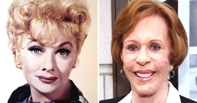 30-Year Friendship: How Lucille Ball Became a Mentor to Carol Burnett