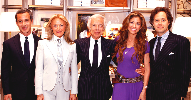 Fashion Icon Ralph Lauren Is a Doting Husband and Father — Meet His Family