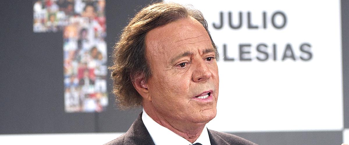 Julio Iglesias s'avère être le père d'un fils caché, la justice confirme