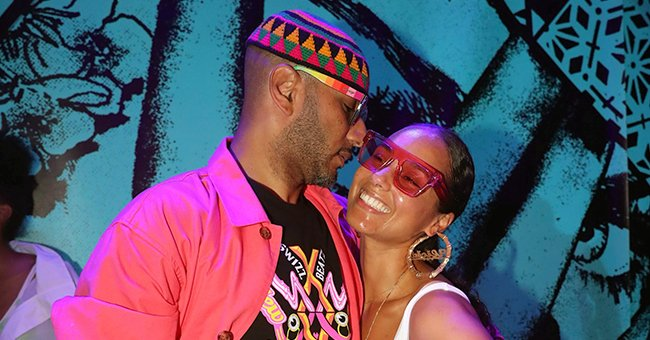 Here's How Alicia Keys & Her Husband Swizz Beatz Celebrated Their Son Egypt's 10th Birthday
