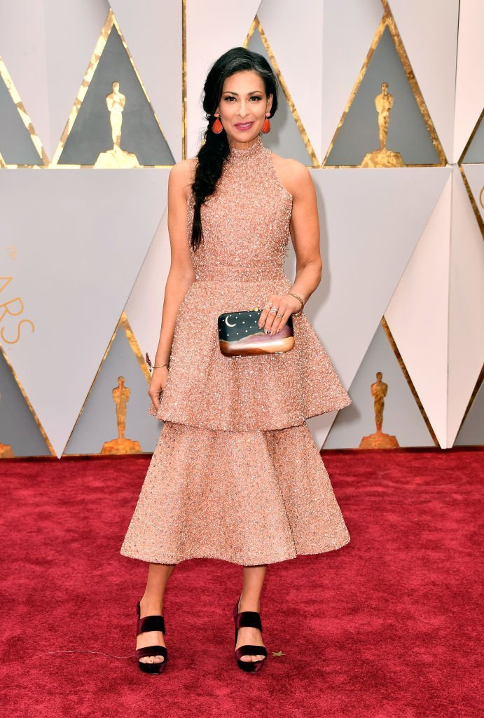 Stacy London attends the 89th Annual Academy Awards at Hollywood & Highland Center | Getty Images