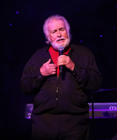Kenny Rogers at Marilyn's Lounge inside the Eastside Cannery Casino Hotel on February 20, 2020 in Las Vegas, Nevada.   Photo: Getty Images