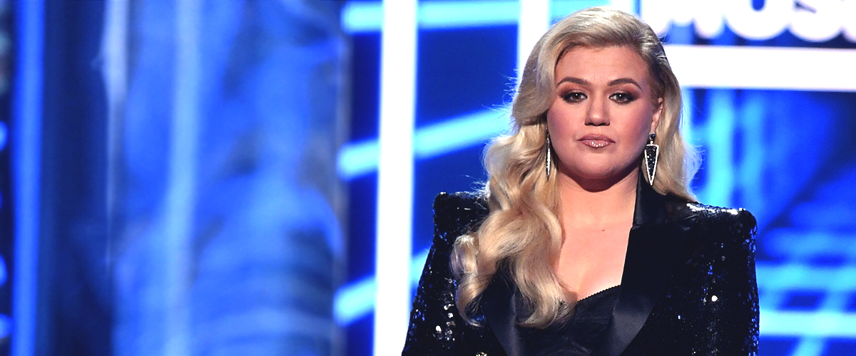 Why Kelly Clarkson Gave up on Her Late Father Who Left Her at Six