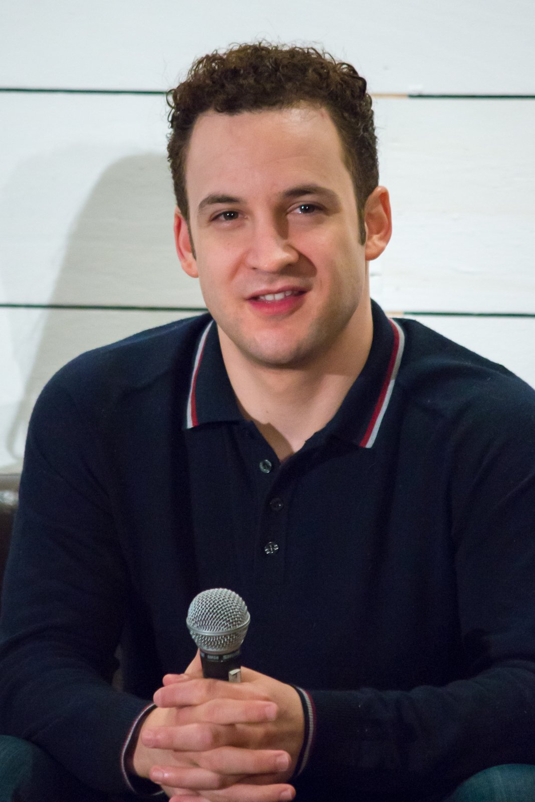 """Ben Savage at the ATX TV Festival for """"Girl Meets World"""" on June 5 2015   Photo: iDominick, CC BY-SA 2.0, Wikimedia Commons"""
