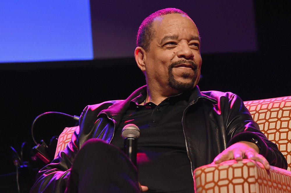 Ice-T speaks onstage during the IEBA 2017 Conference in Nashville, Tennessee in October 2017. | Photo: Getty Images