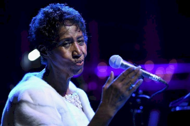 Aretha Franklin on stage | Source: GettyImages/Global Images of Ukraine