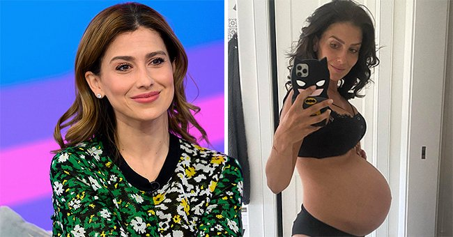Watch Hilaria Baldwin's Unborn Baby Moving in Her Stomach as She Flaunts Her Growing Belly
