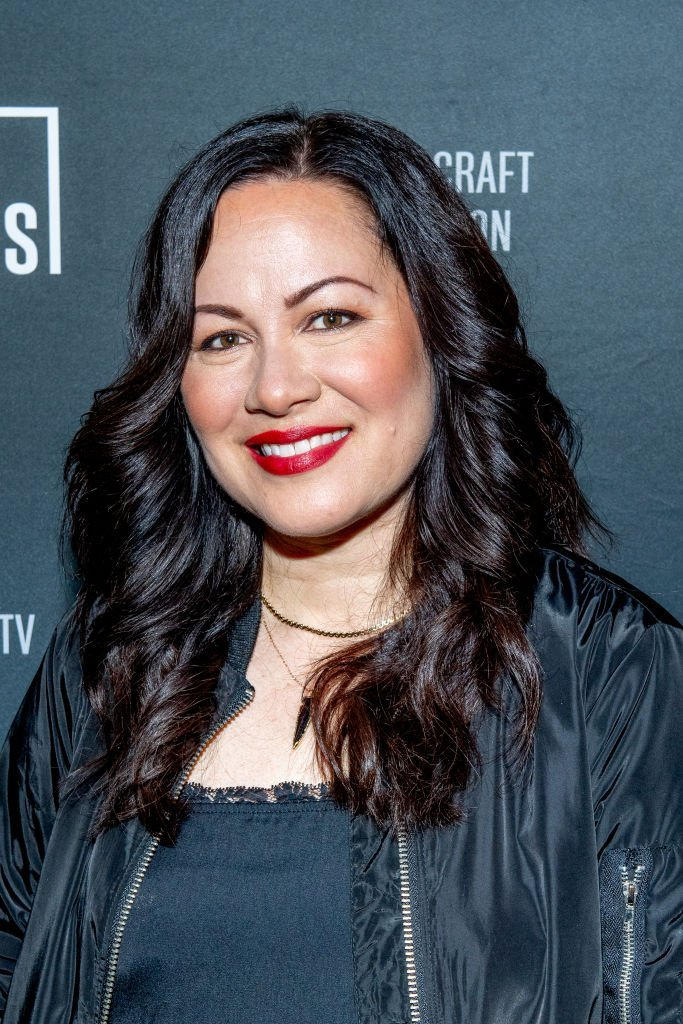 "Executive producer Shannon Lee attends the screening of ""Warrior"" during 2019 Split Screens TV Festival at IFC Center 