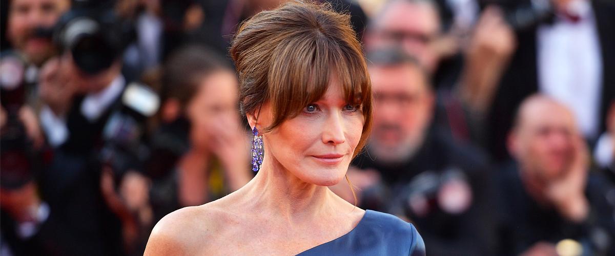 Carla Bruni avertit Nicolas Sarkozy de ne pas la tromper