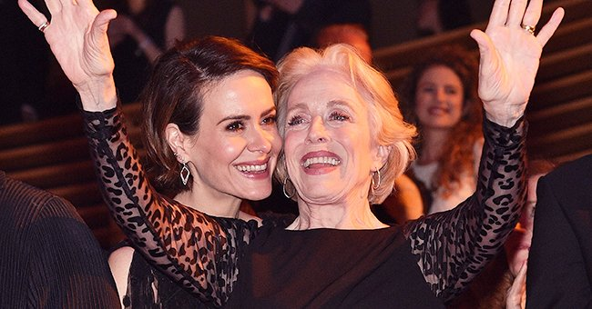 Sarah Paulson Has Been Dating Holland Taylor for 4 Years - Here's a Look at Their Relationship