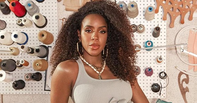 Kelly Rowland Shares IG Story with Newborn Son Noah Who Bears a Striking Resemblance to His Mom