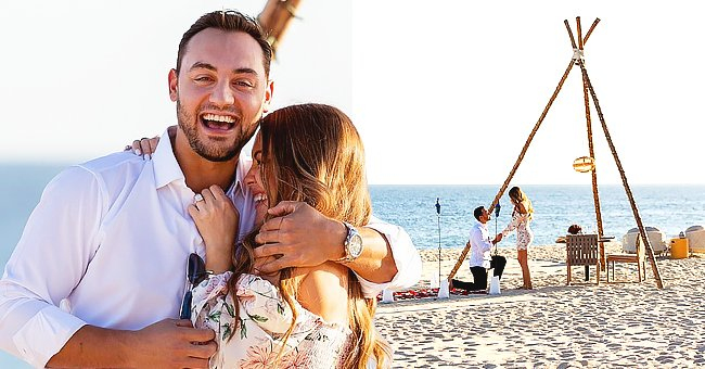 New York Mets Player Michael Conforto Proposes to His Girlfriend Cabernet Burns — Look Inside