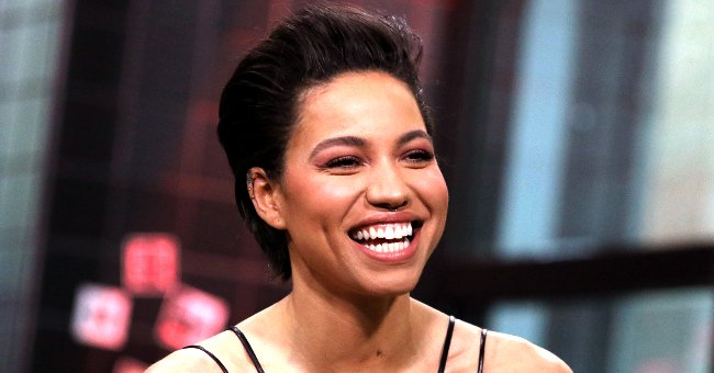 Jurnee Smollett from 'Underground' Leaves Little to the Imagination in Revealing Skimpy Dress & Studded Boots in Pic