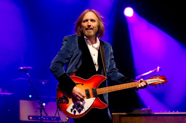 Tom Petty at Seaclose Park on June 22, 2012 in Newport, Isle of Wight. | Photo: Getty Images