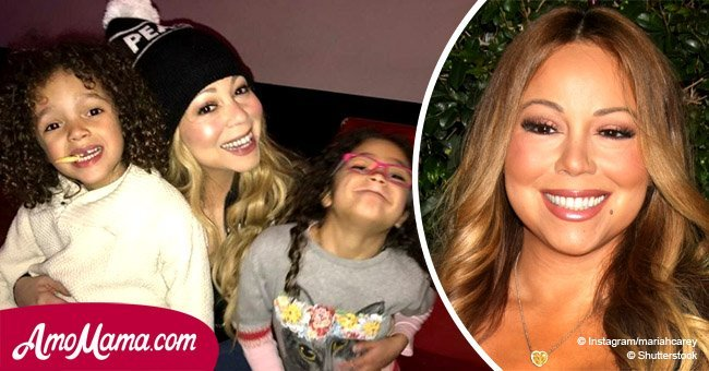 Mariah Carey shares a photo of her 6-year-old son, and he's looking more like his mom each day