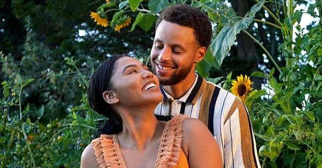 Ayesha & Steph Curry Enjoy a Sunny Day in These Romantic Photos Kissing on the Beach