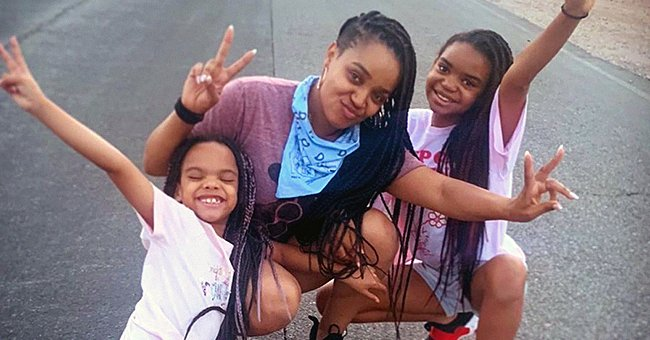 Kyla Pratt Posts a Photo with Her Daughters in Matching Braids — Check Out Their Resemblance